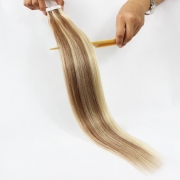 Skin weft remy hair extensions  #10/613